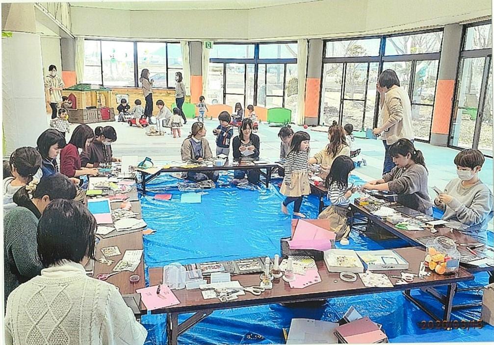 【共同募金助成】2歳児の親子の子育て支援事業(トトロクラブ/山形村)
