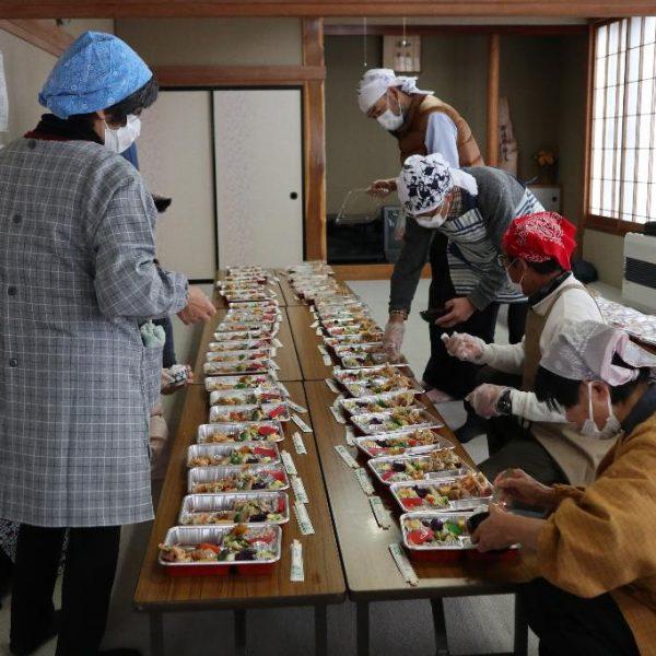 【共同募金助成】 昼食宅配弁当事業(豊平地区社会福祉協議会/茅野市)