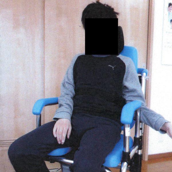 背中を倒したまま快適にシャワー・洗髪ができる福祉椅子の購入(NPO法人こすもすけあくらぶ・こすもけあくらぶ)