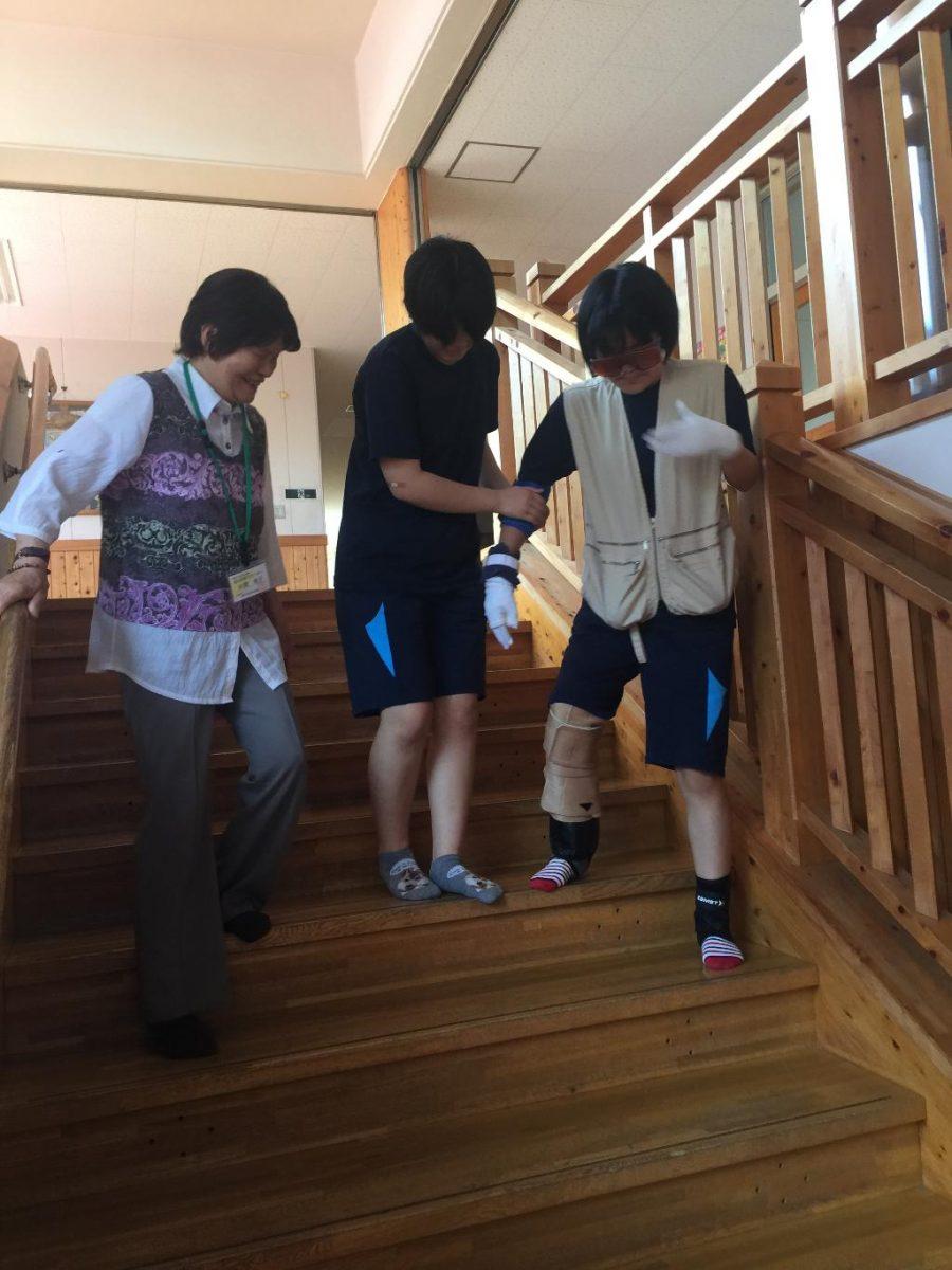 【共同募金助成】福祉教育推進事業(木曽町・木曽町社会福祉協議会)