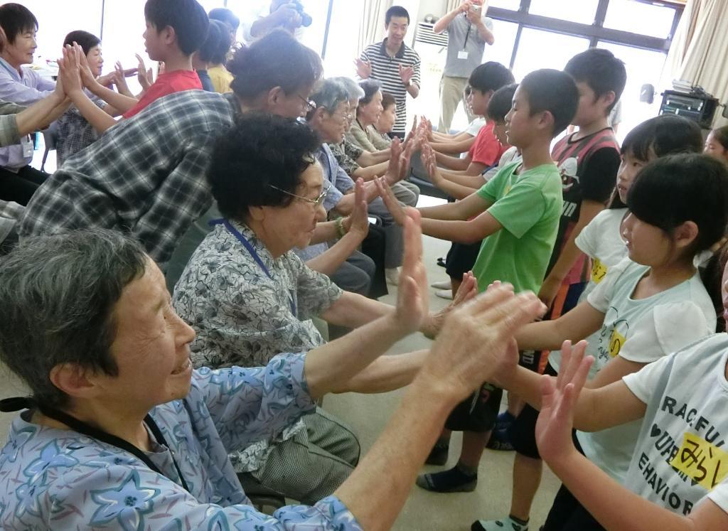 【共同募金助成】ボランティアスクール事業(駒ヶ根市内小学校)